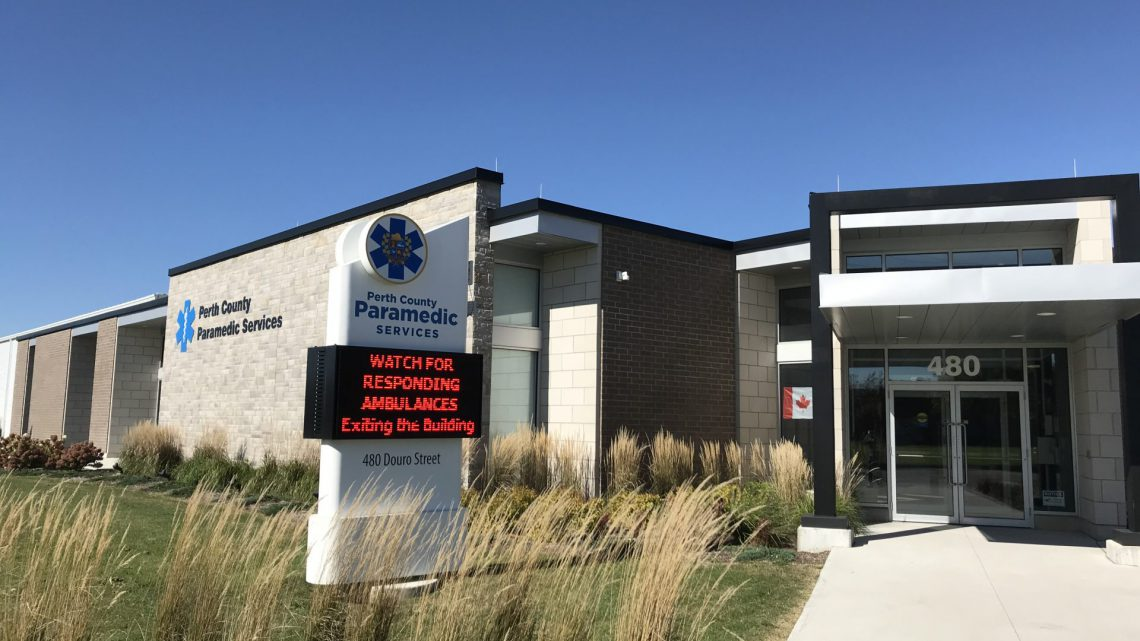 perth county recognized nationally for emergency preparedness system